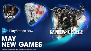 May 2020 PS Plus Games
