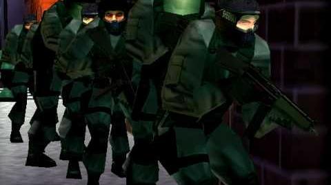 Tom Clancy's Rainbow Six - Mission 1 Steel Wind