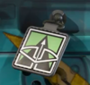 Capitao's Icon Charm