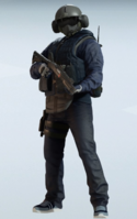 Jager Sky Marshal Uniform