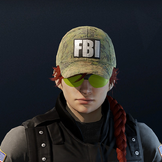 Ash SkullRain Headgear