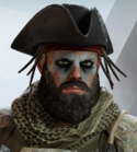 Blackbeard Edward Teach Headgear