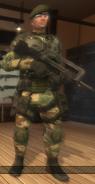 Collosus Recon Armor