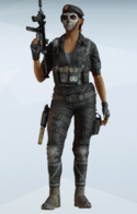 Caveira Default Uniform