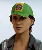 Competitor Caveira '20 Headgear