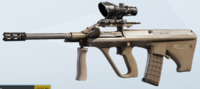 Set In Stone AUG A2 Skin