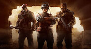Elite Still - Sledge, Thermite and Kapkan