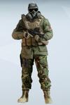 Mute Swamp Trek Uniform