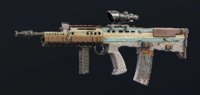 Painted Floral L85A2 Skin