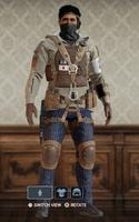 Echo Misdemeanor Scandal Uniform