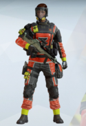 Finka Blood Orange Uniform