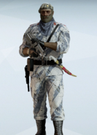 Kaid Fractured Floe Uniform