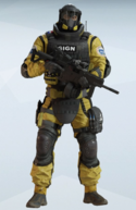 Lion Default Uniform