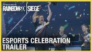 Rainbow Six Siege Esports Celebration Trailer - Six Invitational 2020 Ubisoft NA