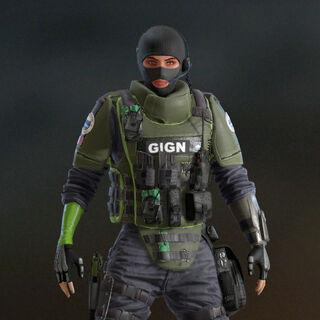 GIGN Riot Gear