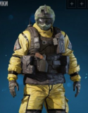 Fuze Decon Uniform