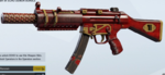Unyielding MP5SD Skin