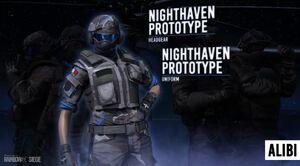 Alibi Nighthaven 1