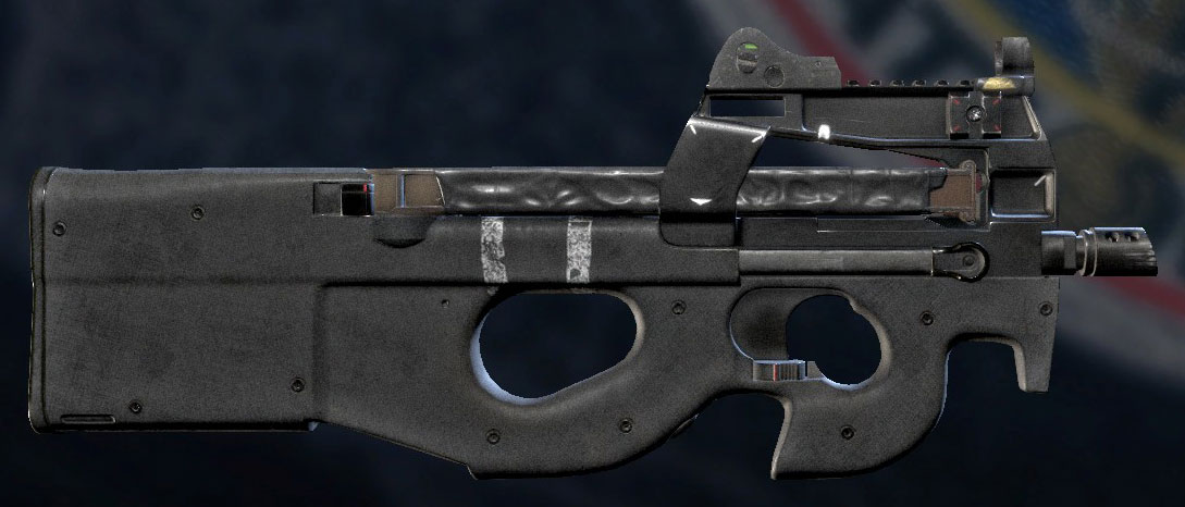 Image result for rainbow six siege P90