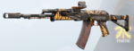 Fnatic 2019 Weapon Skin