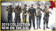 Rainbow Six Siege 2019 Collection - New on the Six Ubisoft NA