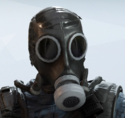 Smoke Default Headgear