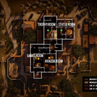 Villa - Second Floor