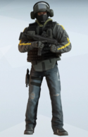 Bandit Default Uniform