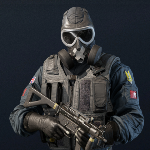 Mute armed with an <a href=