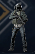 R6S Jager M870