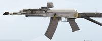 Halcyon Flux AK74M Skin