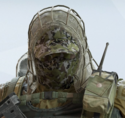 Kapkan Digital Flora Headgear