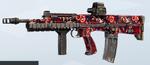Fire L85A2 Skin