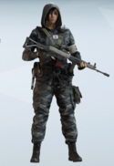 Hibana Chalkboard Uniform