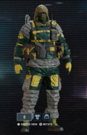 Kapkan Manufacture Suit Uniform