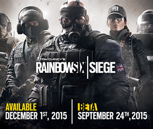 Mainpage Image Rainbow Six Siege
