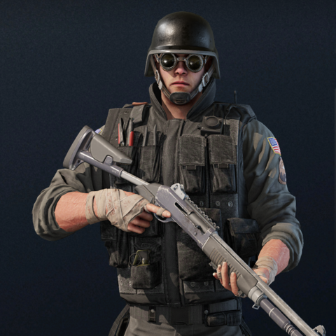 Thermite armed with <a href=