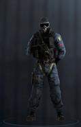 Mute - MP5K (Velvet Shell)