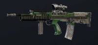 Strike Force L85A2 Skin