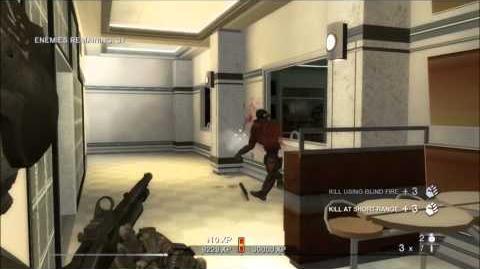 500 Tactical - Rainbow Six Vegas 2