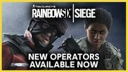 Rainbow Six Siege Operation Steel Wave Gameplay Livestream Ubisoft NA
