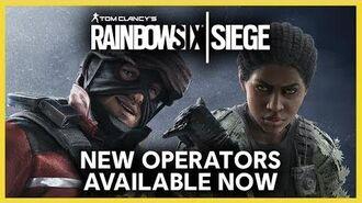 Rainbow Six Siege Operation Steel Wave Gameplay Livestream Ubisoft NA