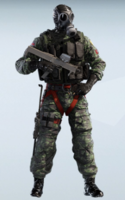 Smoke SAS Dark Woodland Uniform