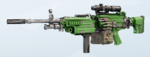 Capitao's Gift Weapon Skin