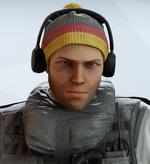 Competitor Blitz 20 Headgear