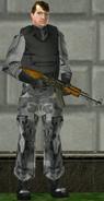 Copycat Terrorist AK47