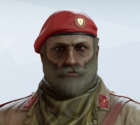 Kaid Local Fighter Headgear