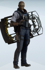 Clash Default Uniform
