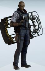 Clash Default Uniform