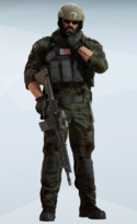 Blackbeard Ravage Uniform